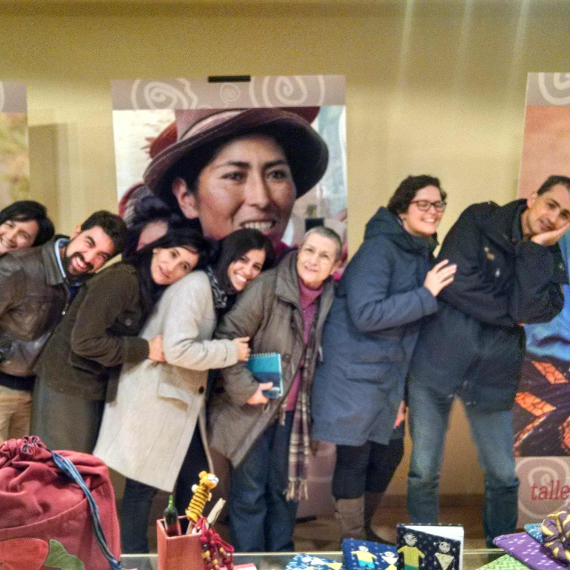 Comite volutnariado Lugo