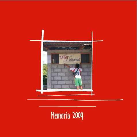 Memoria Taller de Solidaridad 2009