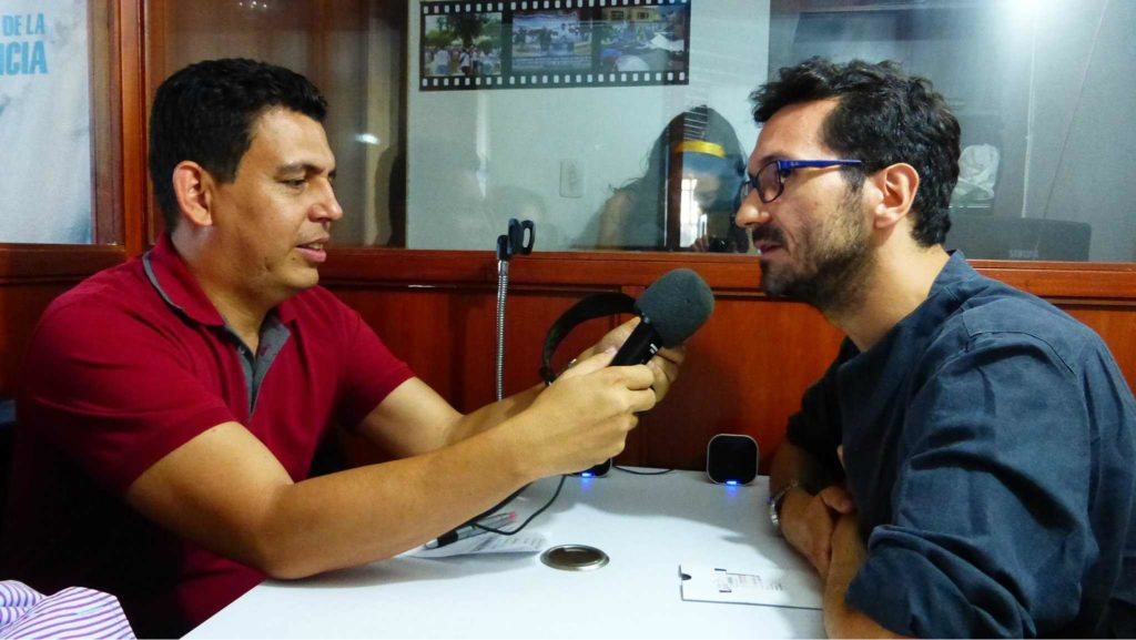 Entrevista Jesus Colombia