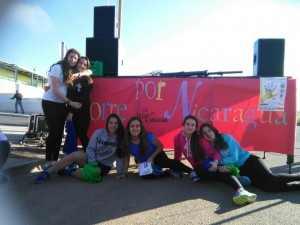 carrera solidaria en Mérida