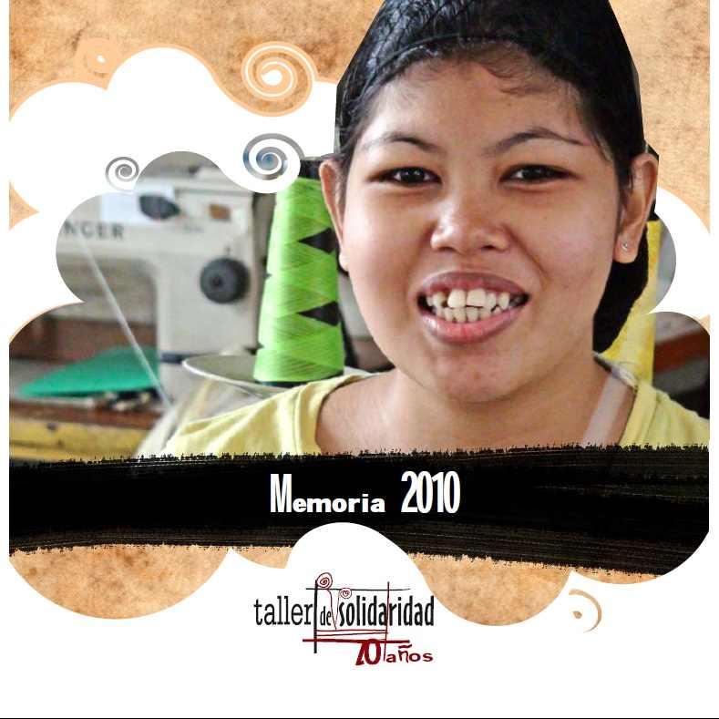 Memoria Taller de Solidaridad 2010