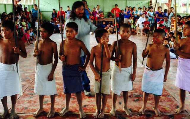 Comunidad San Rafael Amazonas Peru
