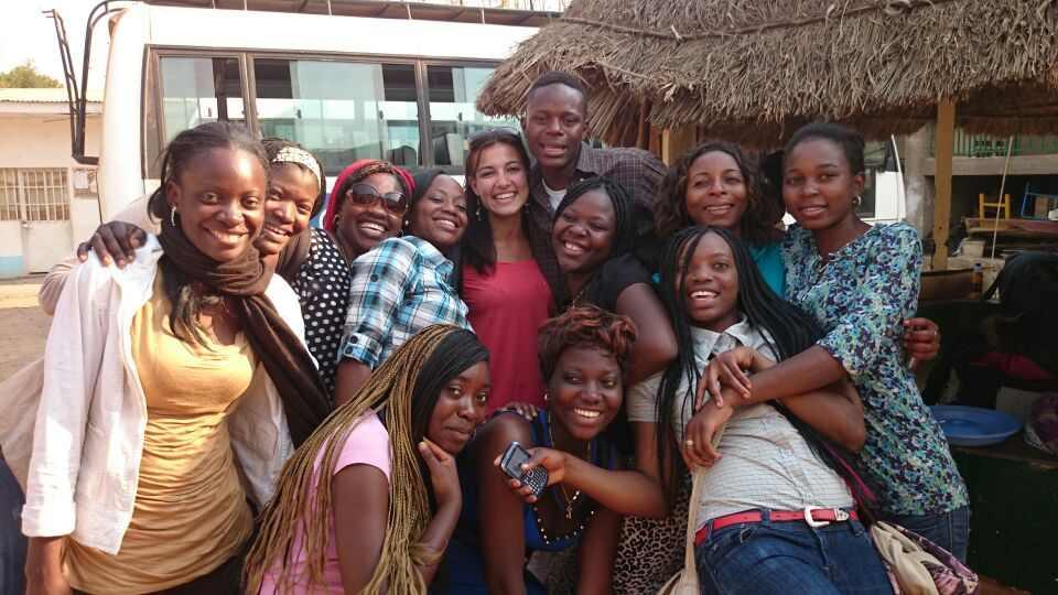 Voluntariado Congo 2014