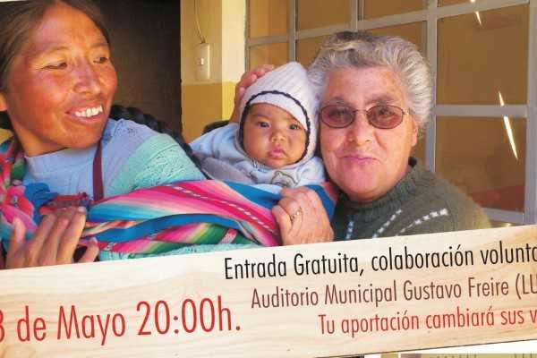 Concierto Lugo Casa de la Mujer Perú