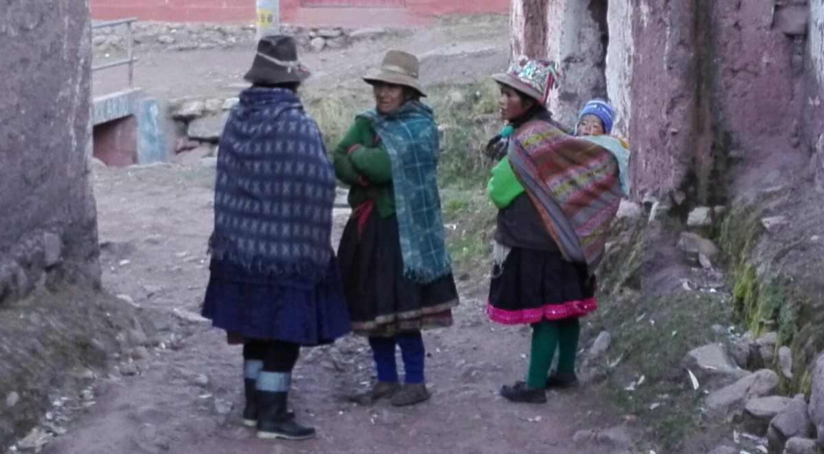 Comunidad Checacupe Wasi Nazaret