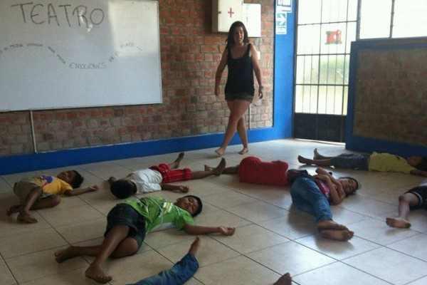 Voluntariado internacional Zamora 2015