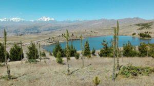 Reservorios Agua Ccaijo Perú