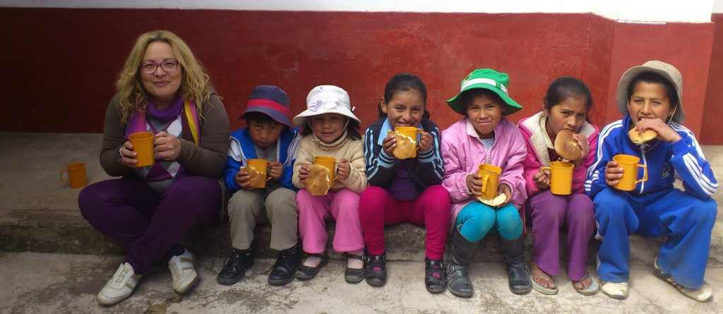 Voluntariado internacional Peru