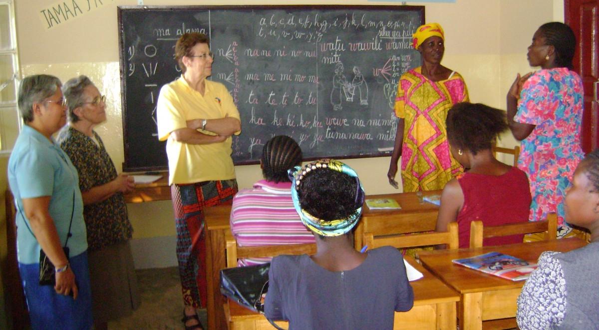 Alfabetización Congo 2015