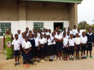 Aula Congo 2015