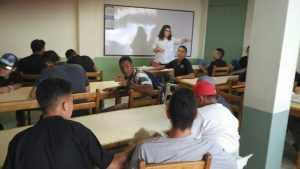 Mi voluntariado en Medellín y el proyecto emprendamos