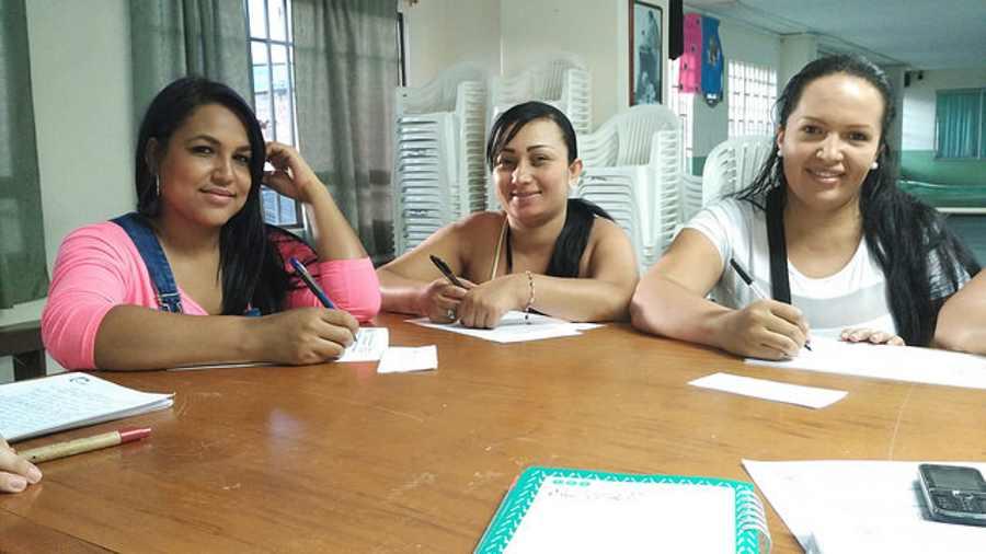 Jóvenes emprendedores de Medellín. Colombia