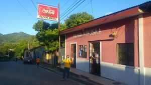 Pulpería en Nicaragua