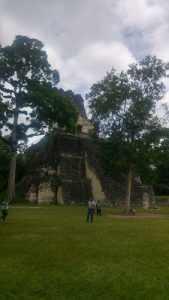 Templo II o de las Máscaras
