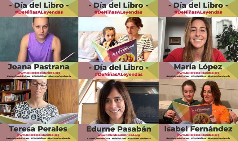 Día del Libro en Taller de Solidaridad