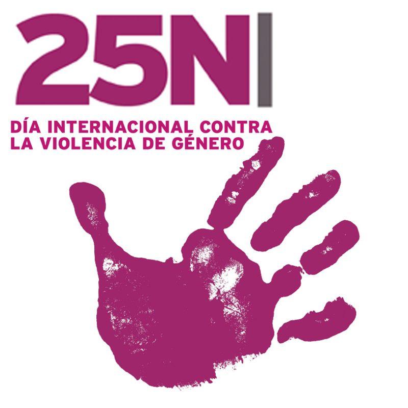 25N dia contra la violencia de género