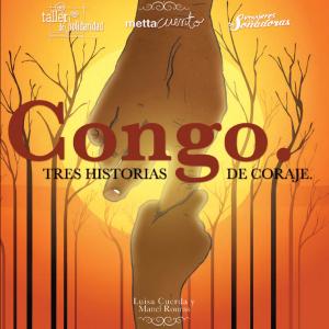 Cuento Congo tres historias de Coraje